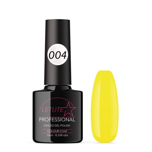 004 LETUTE™ Elegant Daisy Soak Off UV/LED Nail Gel Polish
