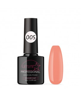 005 LETUTE™ Orange Sherbet Soak Off UV/LED Nail Gel Polish