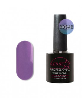 80548 LETUTE Lilac Longing 80s Series Soak Off Gel Nail Polish 10ml