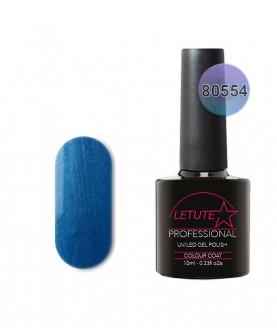 80554 LETUTE Blue Lagoon 80s Series Soak Off Gel Nail Polish 10ml