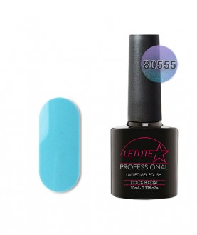80555 LETUTE Blue Splash 80s Series Soak Off Gel Nail Polish 10ml