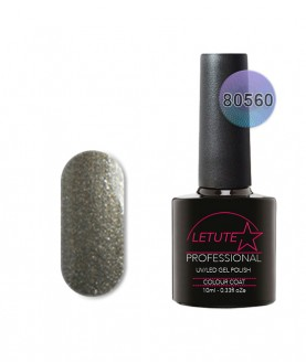 80560 LETUTE Steel Glaze 80s Series Soak Off Gel Nail Polish 10ml