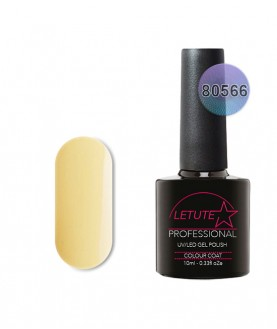 80566 LETUTE Primrose Yellow 80s Series Soak Off Gel Nail Polish 10ml