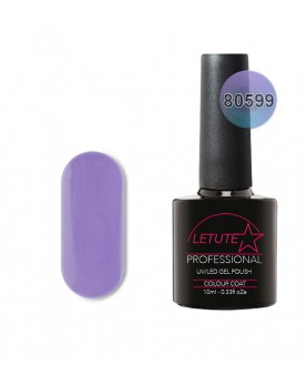 80599 LETUTE Wisteria Haze 80s Series Soak Off Gel Nail Polish 10ml