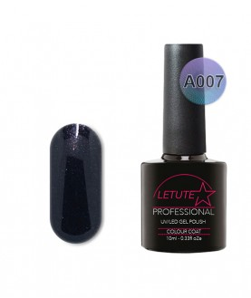 A007 LETUTE Dark Violet A Series Soak Off Gel Nail Polish 10ml