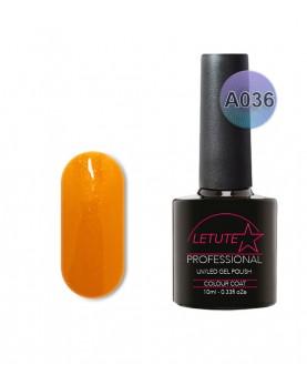 A036 LETUTE Oranges A Series Soak Off Gel Nail Polish 10ml