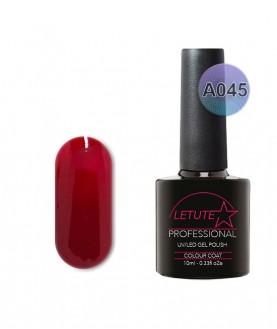 A045 LETUTE Red Blood A Series Soak Off Gel Nail Polish 10ml