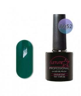 A052 LETUTE Jade Green A Series Soak Off Gel Nail Polish 10ml