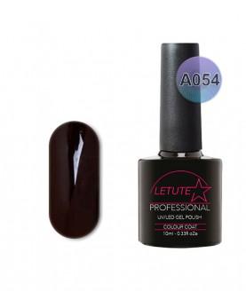 A054 LETUTE Darkness Brown A Series Soak Off Gel Nail Polish 10ml