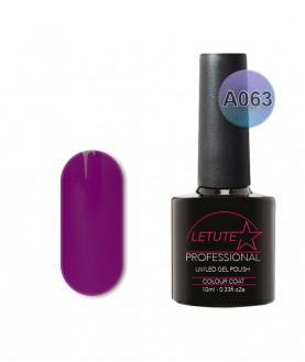 A063 LETUTE Pinky Purple A Series Soak Off Gel Nail Polish 10ml