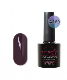 A069 LETUTE Grey Blue Purple A Series Soak Off Gel Nail Polish 10ml