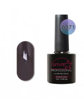 A071 LETUTE Brown A Series Soak Off Gel Nail Polish 10ml