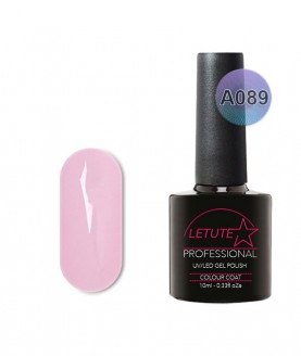 A089 LETUTE Pinky A Series Soak Off Gel Nail Polish 10ml