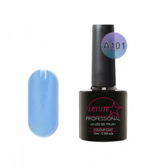 A101 LETUTE Blue Iris A Series Soak Off Gel Nail Polish 10ml