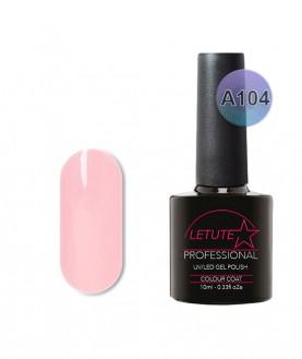 A104 LETUTE Strawberry Pink A Series Soak Off Gel Nail Polish 10ml