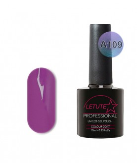 A109 LETUTE Purple Pink A Series Soak Off Gel Nail Polish 10ml