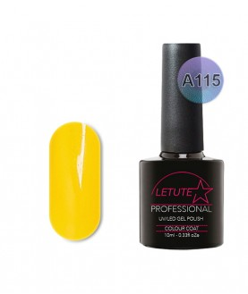 A115 LETUTE Banana Yellow A Series Soak Off Gel Nail Polish 10ml