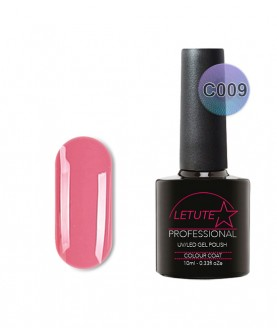 C009 LETUTE Summer Pink C Series Soak Off Gel Nail Polish 10ml