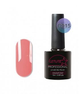 C015 LETUTE Deep Pink C Series Soak Off Gel Nail Polish 10ml