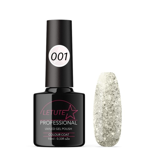 001 LETUTE™ Super Diamond Soak Off UV/LED Nail Gel Polish