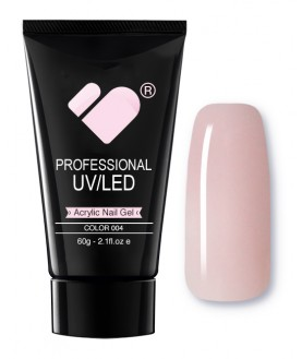 AG004 VB Line Nail Acrylic Builder Gel 60g - UV/LED Professional Acrylic