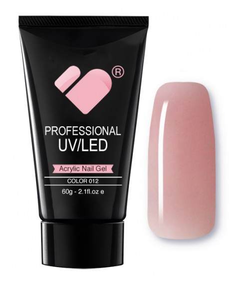 AG012 VB Line Nail Acrylic Builder Gel 60g - UV/LED Professional Acrylic
