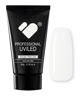 AG025 VB Line Nail Acrylic Builder Gel 60g - UV/LED Professional Acrylic
