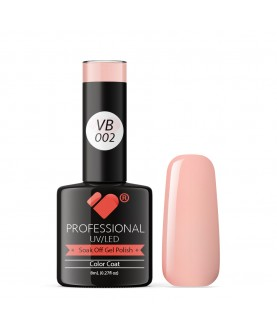 VB-002 VB Line Nude Knees Pink Saturated Gel Nail Polish