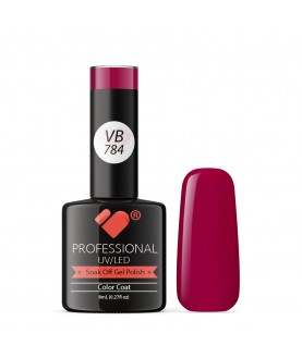 VB-784 VB Line Hot Purple Queen Saturated Gel Nail Polish