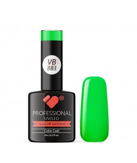 VB-883 VB Line Neon Immature Green Saturated Gel Nail Polish