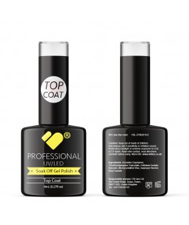 Top Coat VB Line UV/LED Soak Off gel nail polish